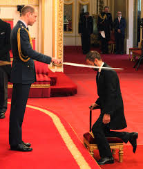 Ringo Knighted